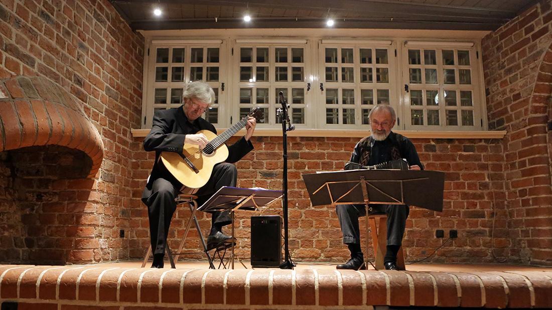 Duo Liebertango, Hamburg, Argentinischer Tango